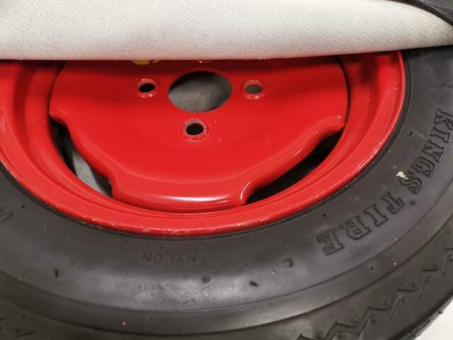 Ruotino scorta x mini car kings tire