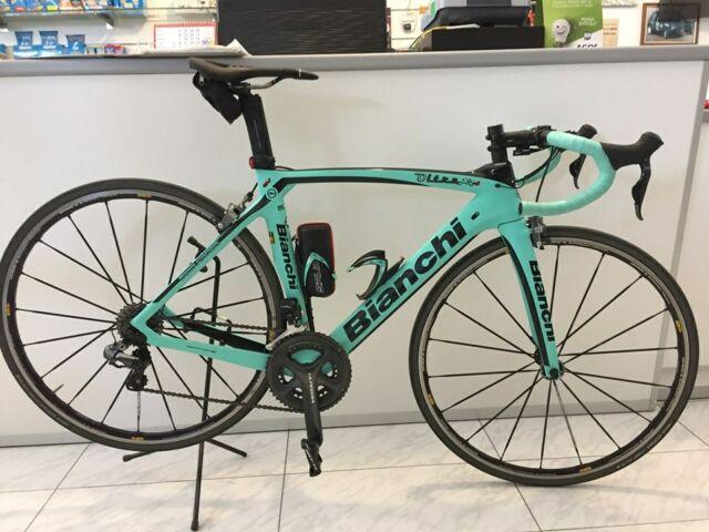 Bici CORSA Bianchi Oltre XR4 CV Ultegra DI2