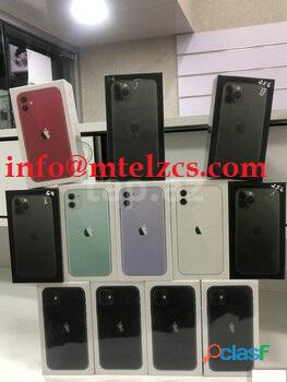 PayPal/BONIFICO Apple iPhone 11 Pro Max, 11 Pro, XS Stock