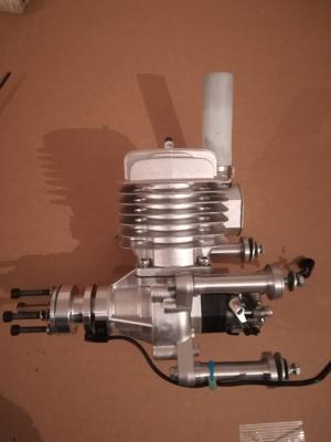 Vendo motore Dle 55 cc perfetto