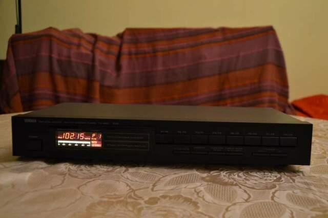 Yamaha TX-400 Sintonizzatore Tuner Digitale FM - AM
