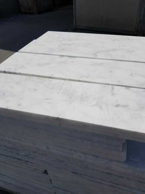 Piastrelle marmo Bianco Carrara LEVIGATO
