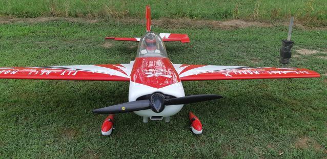 Extra 300 extreme flight 104