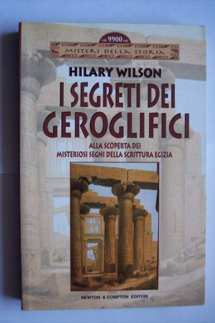 I segreti dei geroglifici