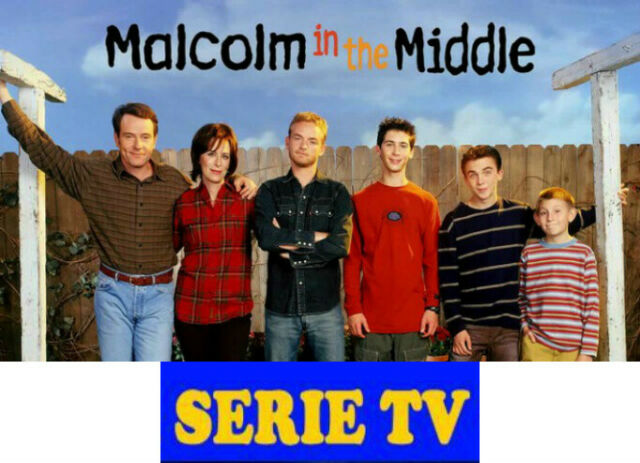 """La serie completa di """"""""""""Malcolm"""""""""""