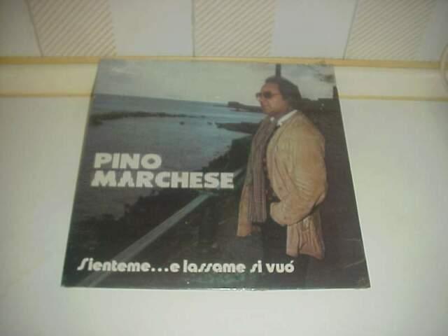 Pino Marchese disco 33 giri lp vinile Sienteme e Lassame si