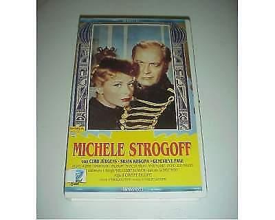 Michele Strogoff VHS ex nolo noleggio film originale Koshina