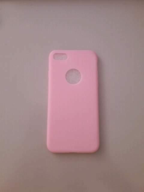 Cover Custodia per iPhone 7 Silicone
