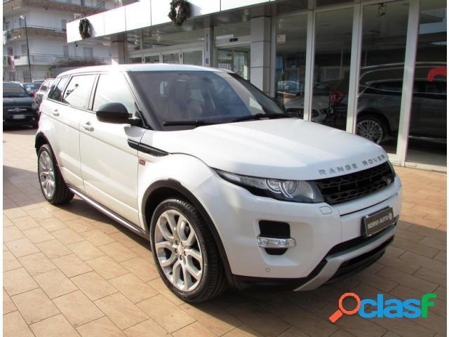 LAND ROVER Range Rover Evoque diesel in vendita a Casoria