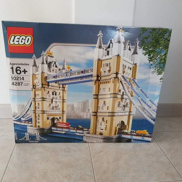 Lego  tower bridge speciale collezionisti misb