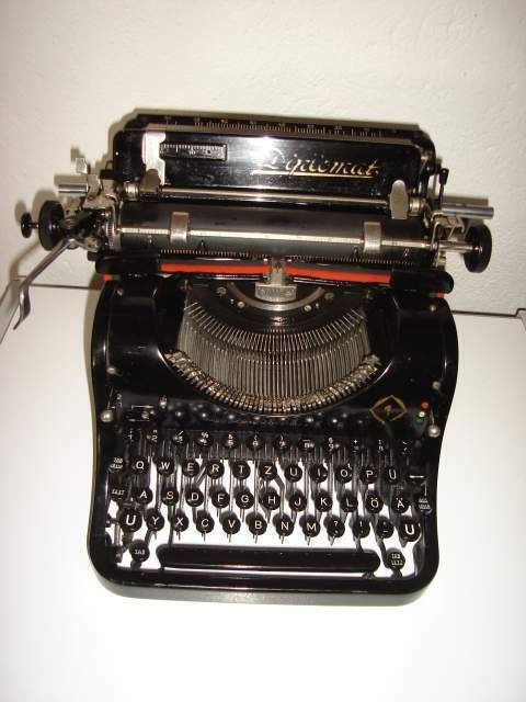 Macchina da scrivere da tavolo diplomat mod
