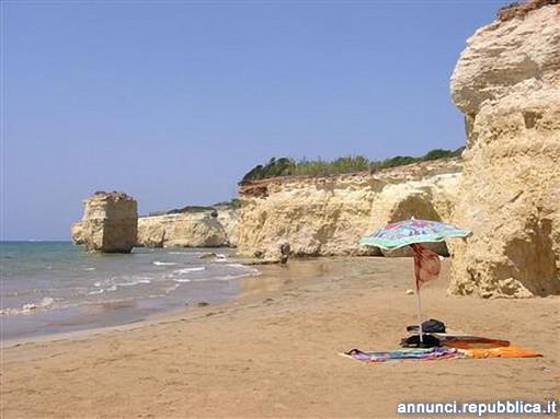 SICILIA - casa villetta al mare a 200 mt da spiaggia