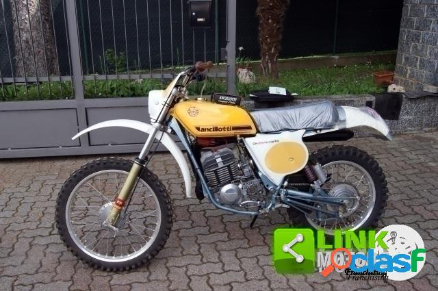 Ancillotti Scarab 125 benzina in vendita a San Maurizio