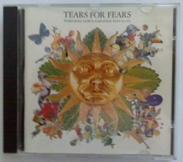 CD Tears For Fears,Greatest Hits  Fontana .Album