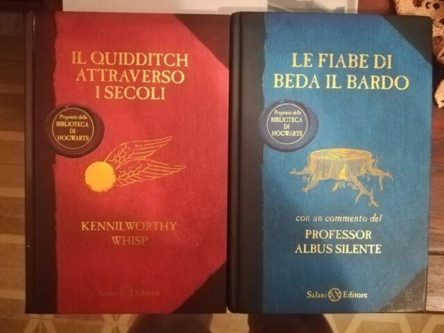 Fiabe di Beda il Bardo e Quidditch