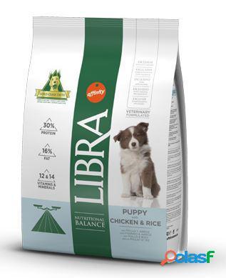 Libra cane puppy kg 3 pollo e riso