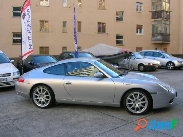 PORSCHE 996 benzina in vendita a Trieste (Trieste)