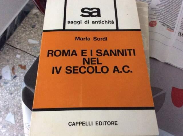 Roma e i Sanniti nel IV secolo a.C.