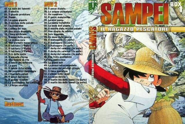 SAMPEI Serie Completa 109 episodi