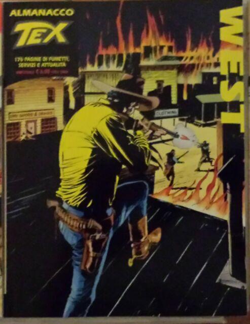 Tex almanacco del West n.20 (la pista dei fuorilegge) +