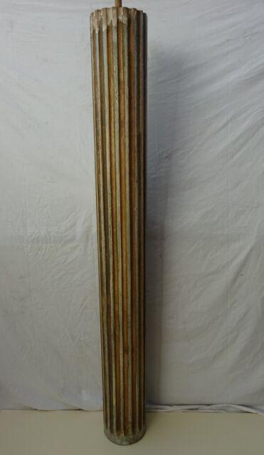 Colonna antica in legno h170cm