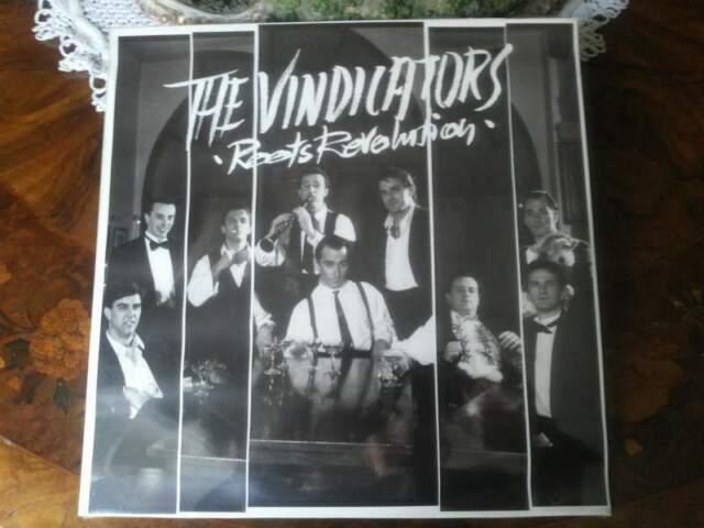 THE VINDICATORS lp roots revolution  sigillato MN