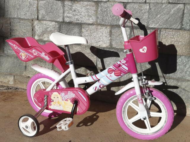 Bicicletta barbie 12''