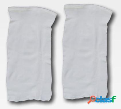 Croci sacchetto per materiale filtrante 2 pezzi per