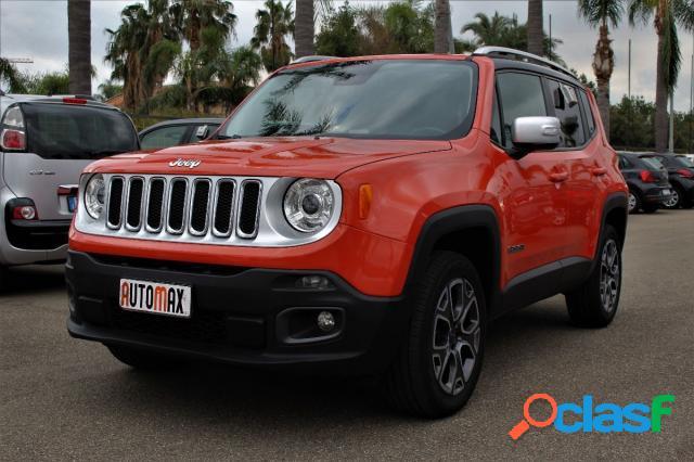 JEEP Renegade diesel in vendita a Aci Catena (Catania)