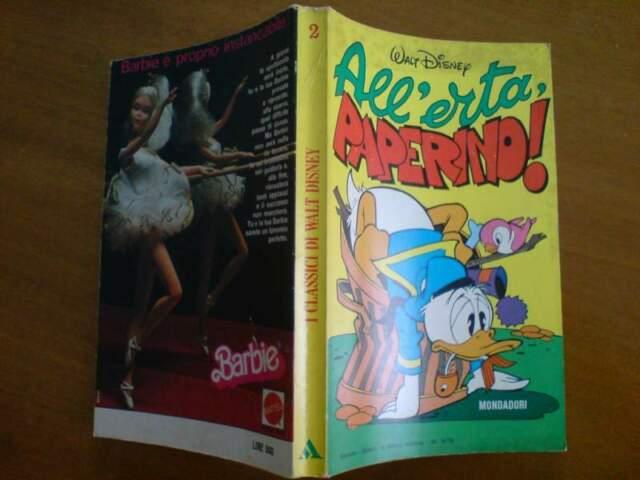 Classici Walt Disney 2 - All'erta Paperino