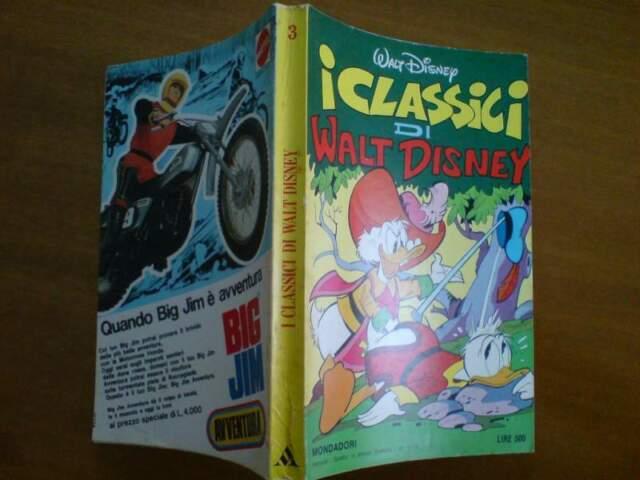 Classici Walt Disney n.3 - I Classici di Walt Disney