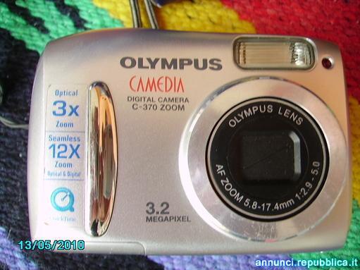 Digitale Compatte Olympus camedia c.370 Olympus camedia