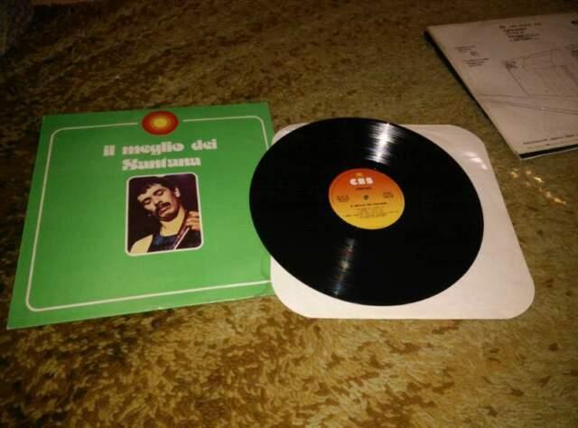 Il meglio dei santana lp disco vinile originale 33 giri