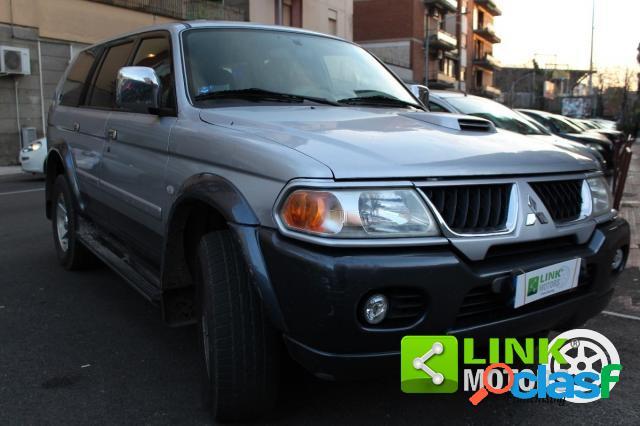 MITSUBISHI Pajero diesel in vendita a Viterbo (Viterbo)