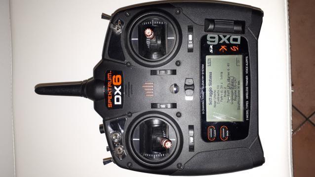 Spektrum dx6 g2 u.s. version