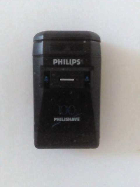 PHILIPS - 100 PHILISHAVE - rasoio a pile