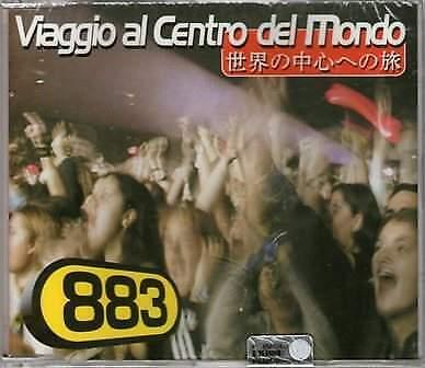 883 viaggio al centro del mondo cd