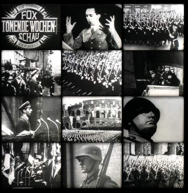 Film originali Terzo Reich-Nazismo-Hitler (Super 8 - 8mm