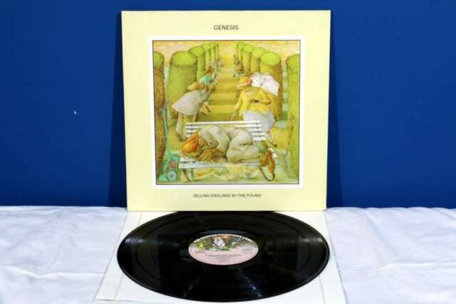 Genesis Selling England By The Pound LP Vinile  RaRo