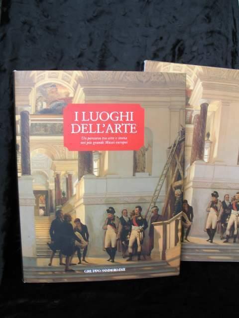 I LUOGHI DELL'ARTE - Musei Europei - libro arte