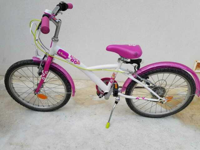 Bicicletta da bambina come nuova