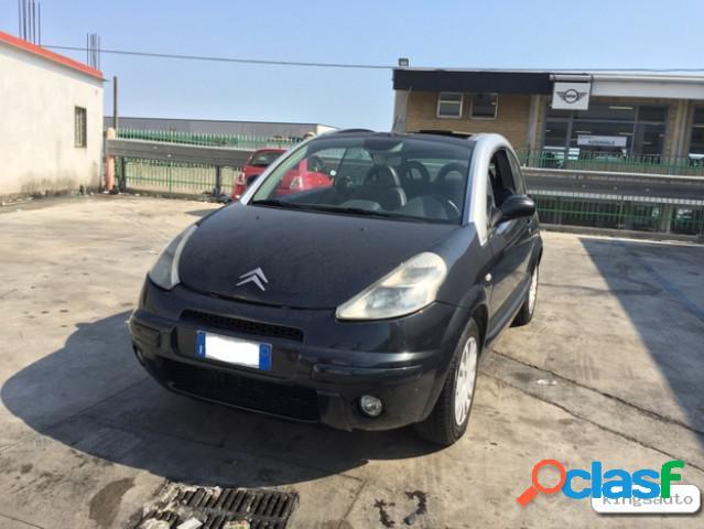 CITROEN C3 Cabrio diesel in vendita a Salerno (Salerno)