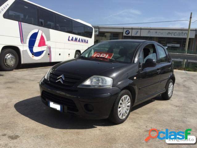 CITROEN C3 gpl in vendita a Salerno (Salerno)