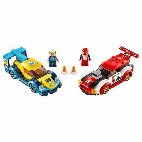 Lego Lego  Auto da Corsa City