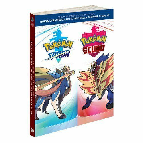 Namco Bandai Guida Pokémon Spada/Scudo