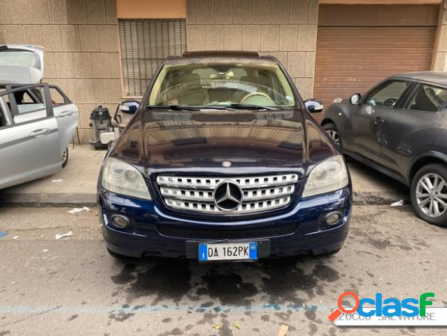 MERCEDES Classe ML diesel in vendita a Messina (Messina)