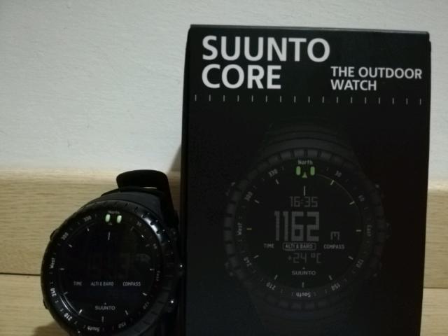 Orologio Suunto Core All Black