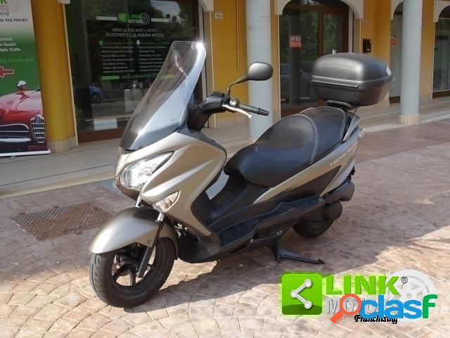 Suzuki Burgman UH 200 benzina in vendita a Quartu Sant'Elena