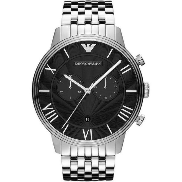 Cronografo fashion uomo Emporio Armani Classic - AR