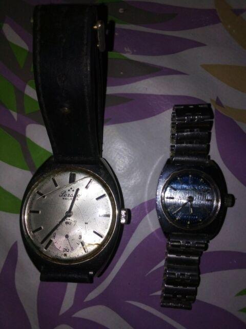 Orologi d'epoca da uomo e da donna